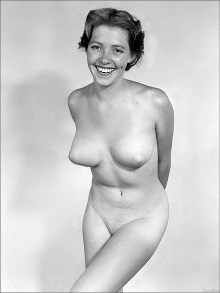 Vintage actresses naked